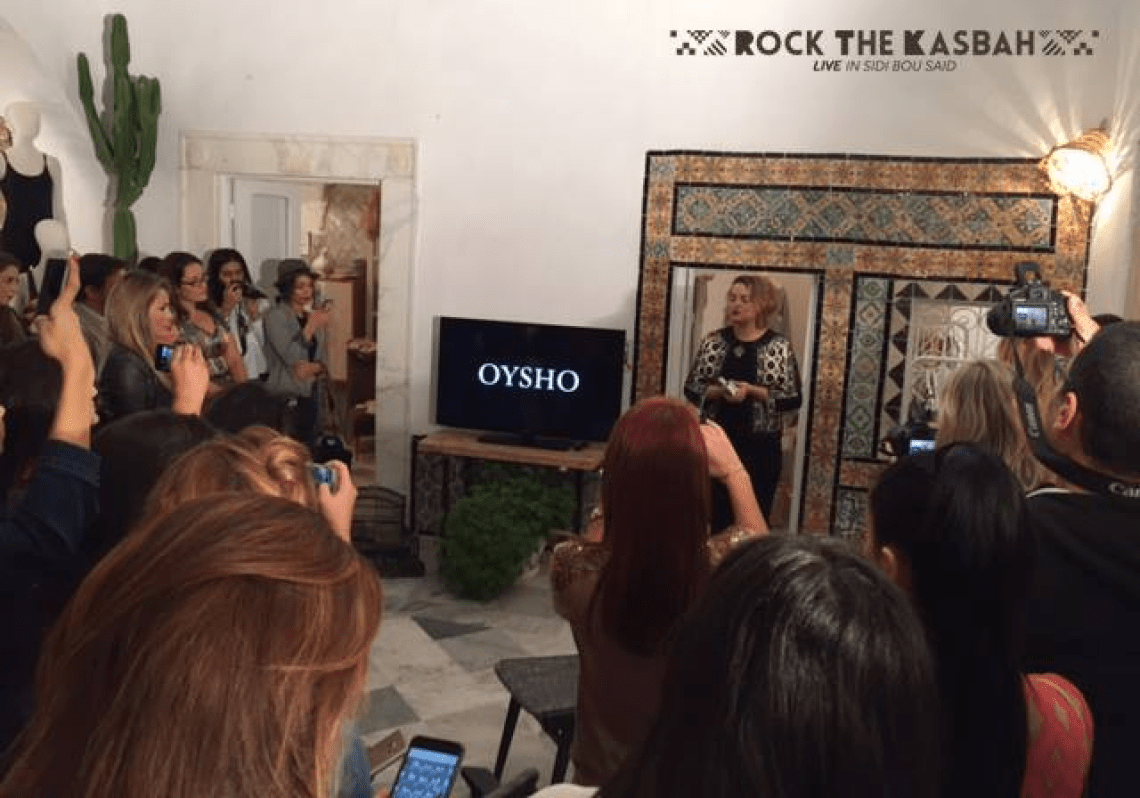 rock the kasbah, tunisia, oysho, fashion,, design, trend