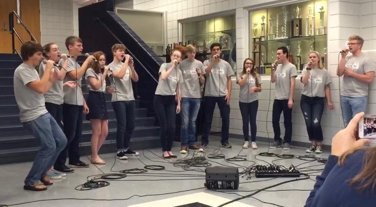 A Cappella groups participate in Kettering National A Capella Festival