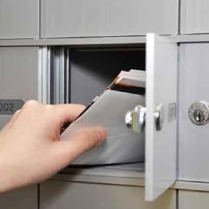 Mailbox lock renewal (2 keys)