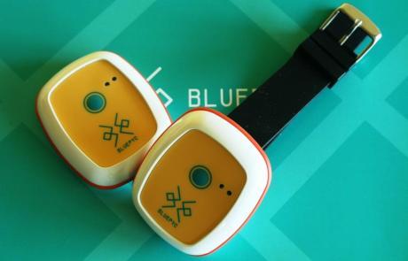 BluEpyc Bluetooth Sensor Beacon Wake-up wrisband