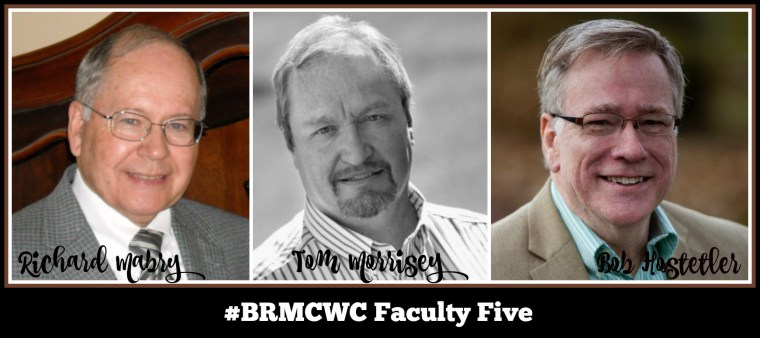 BRMCWC Faculty Five