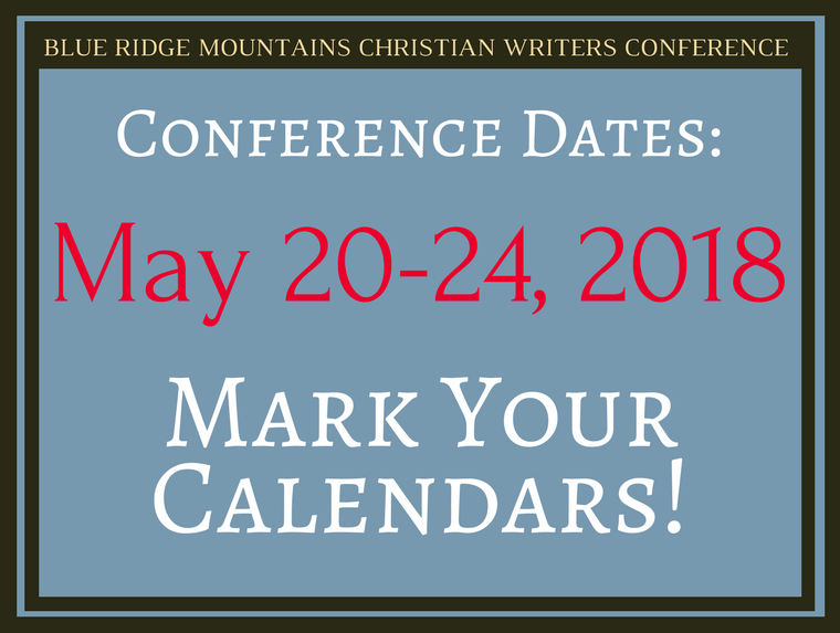 Blue Ridge Conference 2018 Conference dates