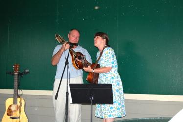 Jeff & Jan 2007