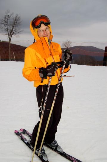 christina skis
