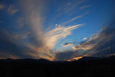 strober sunset