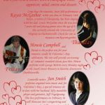 Datebook : Nellysford : Valentine Events At The Mark Addy 2008