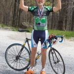 Faber / Wintergreen : Local Cyclist Wins GOLD in Ascent Race
