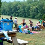 WINTERGREEN / AFTON : Area Wineries Celebrate The 4th!