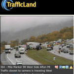 Major Accident On Top of Afton Mountain I-64 : Scene Cleared : All Lanes Open :UPDATED