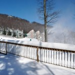 Wintergreen : Winter Gearing Up On Mountain