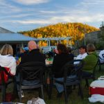 Delfosse : Perfect Weather For Fall Foliage Concert