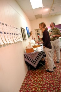 Hunting for the perfect silent auction item!