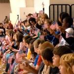 Rockfish River Elementary School Veterans' Day Program - Tuesday, November 11, 2008 at 9:45 a.m.