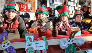 Photos By Jenn Rhubright : ©2008 NCL : More photos from the 2008 Nelson County Christmas Parade