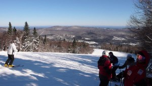 Photo By Paul Purpura : ©2008 NCL : Mount Snow, Vermont