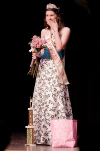 Photo By Chris Pecoraro ©2009 NCL Magazine : Teen Miss Nelson winner, Kayla Dawn Short