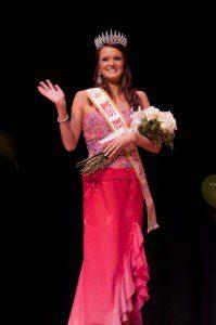 Photo By Ben Hernandez : ©2009 NCL Magazine : Miss Nelson 2009 winner, Alana Danielle Yuhasz