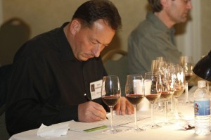 Photo Courtesy of: www.fliwc.com : Judges tally the results at this year's competition.