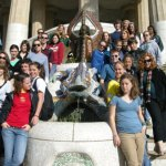 Nelson County High's EuroNelson Trip Continues : France to Spain! : 4.17.09