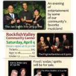 PLAYTIME Concert Tonight @ Rockfish Valley Community Center : 4.4.09 @ 6:30 PM