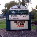 Dogwood Restaurant For Sale In Nellysford : 8.8.09