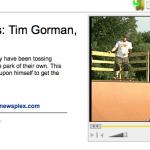 Way To Go Tim! : 9.18.09