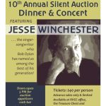 Nationally Known Singer/Songwriter Jesse Winchester In Concert @ RVCC : November 7th
