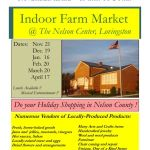 Lovingston Kicks Off Indoor Farm Market This Weekend : 11.16.09