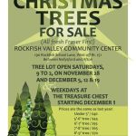 RVCC Sells Christmas Trees Again For Second Year : 11.27.09