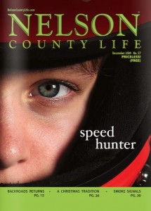 Nelson County Life Magazine turns 5 years old on April 1st.