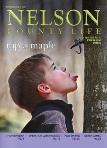 ©2010 www.nelsoncountylife.com : April 1, 2010 marks the 5 year anniversary of Nelson County Life Magazine!
