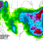 Significant Rains On The Way Through Weekend : 3.11.10