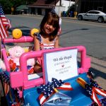 Lovingston 4th Of July Parade : 7.5.10