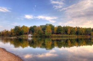 Photos By Paul Purpura : ©2010 www.nelsoncountylife.com : Fall quietly settles in over Lake Monacan in Stoney Creek as summer like temperatures take a back seat to cooler days and nights. Click on photos to enlarge.