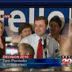 Hurt Wins 5th Congressional District Seat; Perriello Carries Nelson