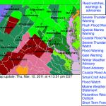Wintergreen & Nelson : Flood Watch :  ! CANCELED !