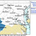 Wintergreen & Nelson : Winter Storm Watch Sat Evening To Sunday PM
