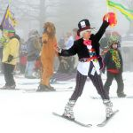 Wintergreen Adaptive Sports : Mardi Gras 2011
