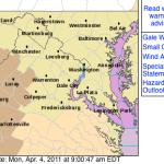 Wintergreen & Nelson : Wind Advisory ! CANCELED !