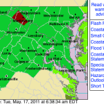 Wintergreen & Nelson : Flash Flood Watch EXTENDED