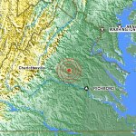 BREAKING: 5.9 earthquake rocks Nelson County and East Coast