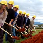 Blue Mountain Brewery Breaks Ground On Production Facility In Colleen