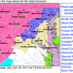Wintergreen & Nelson : Winter Storm Warning - CANCELED @10:48AM