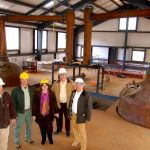 Copper Pot Stills In Place @ VA Distillery Company - Video Report