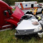 Fatal accident in Lovingston at US 29 South