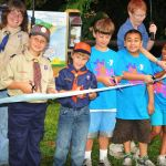 Piney River: Kids In Parks TRACK Trails Opens at Virginia Blue Ridge Railway Trail