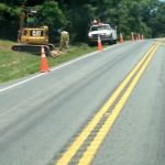 Good Progress Continues On Installation Of Fiber Internet In Nelson County