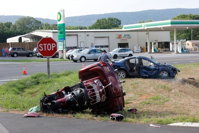 Second Person Dies From Sunday Traffic Accident On Route 151