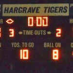 50-18 : NCHS Govs Football Team Wins Friday Against Hargrave Military Academy