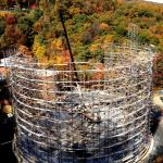 Wintergreen Resort: Progress Continues On 5 Million Gallon Water Tank To Boost Snowmaking